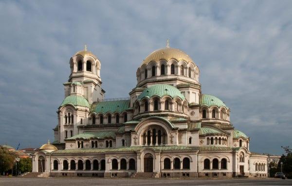 St. Alexander Nevsky Cathedral Sofia