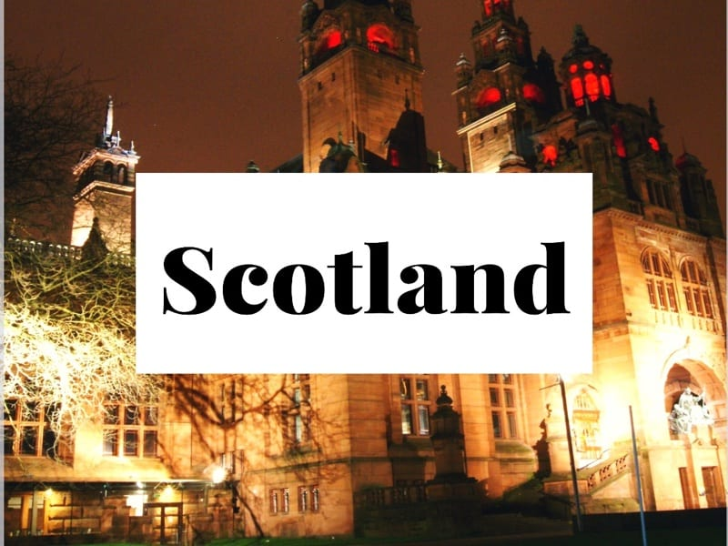 scotland travel glasgow foodie explorers bloggers