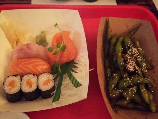 Temaki glasgow sushi Asian