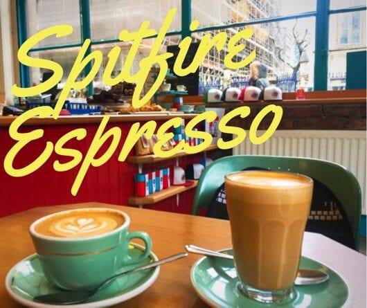 Food review: Spitfire Espresso, 127 Candleriggs, Merchant City, Glasgow
