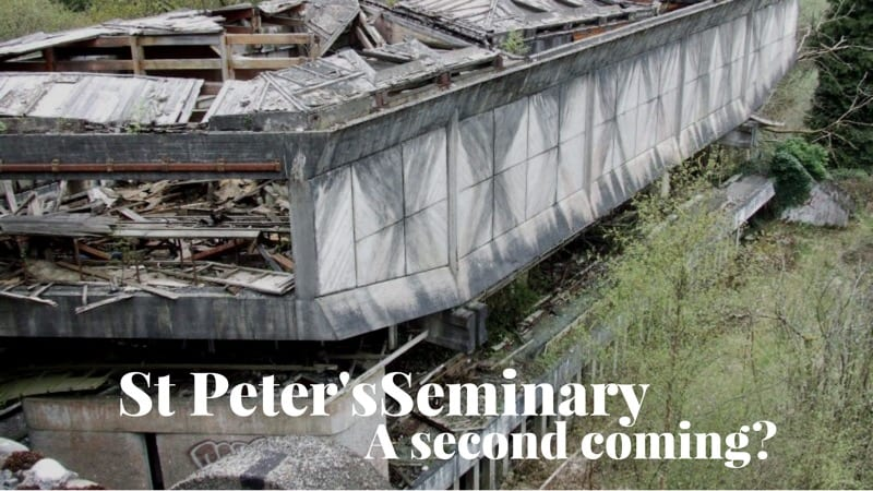 St. Peter's Seminary glasgow