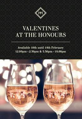 5 places for Valentine's Dining in Glasgow