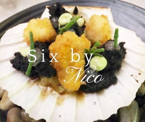 Food review: Six by Nico 'The Chippy' Glasgow