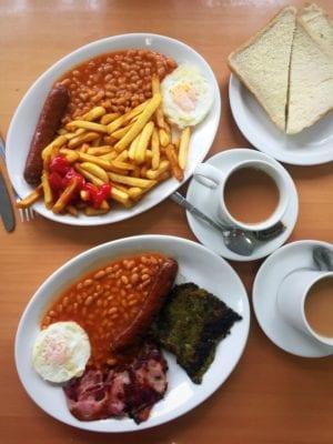 Plaistow cafe London