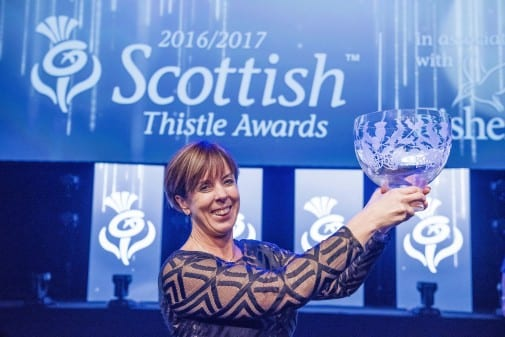 Visit scotland thistle awards