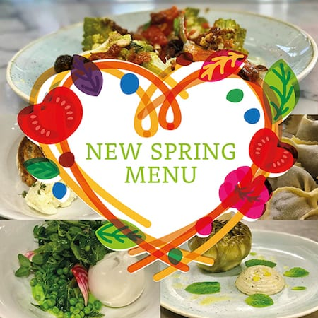 New Spring Menu at Eusebi Deli