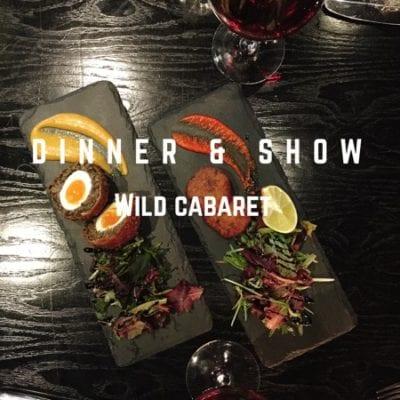 Wild cabaret glasgow