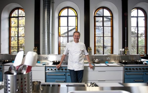 nick nairn chef foodie explorers glasgow food blog