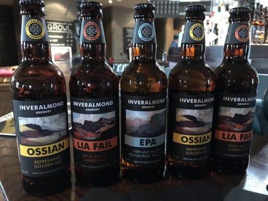 Inveralmond Beer Range
