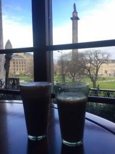 dishoom edinburgh view