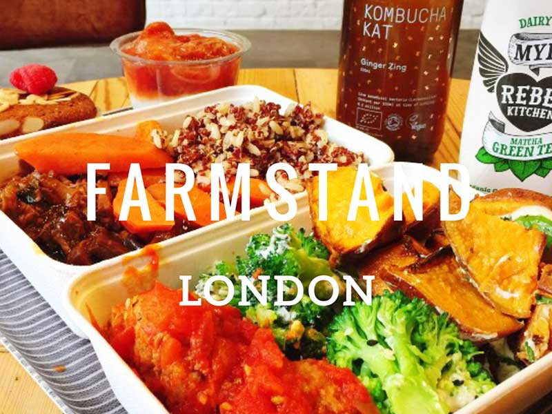 Farmstand London feature