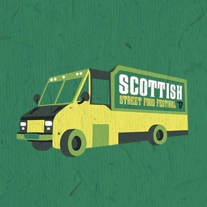 Scottish street food festival glasgow