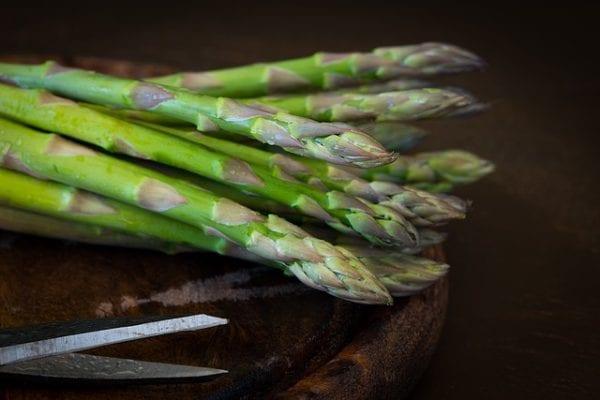 Scottish asparagus Waitrose