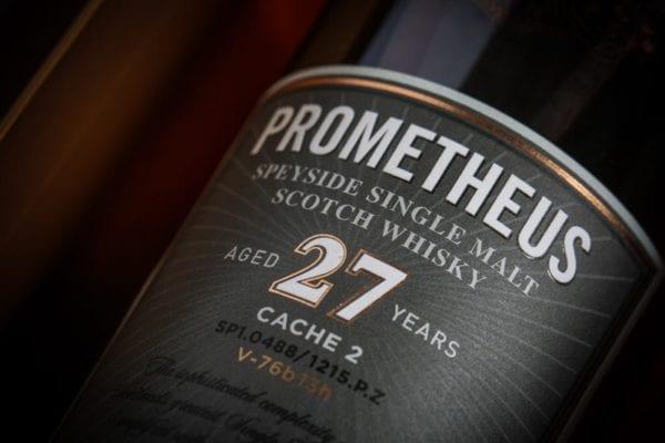 Glasgow distillery company Prometheus whisky