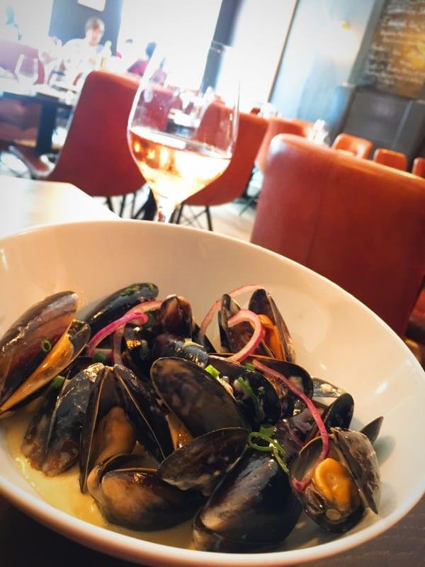 Food Review: The Wee Restaurant, 61 Frederick Street, Edinburgh