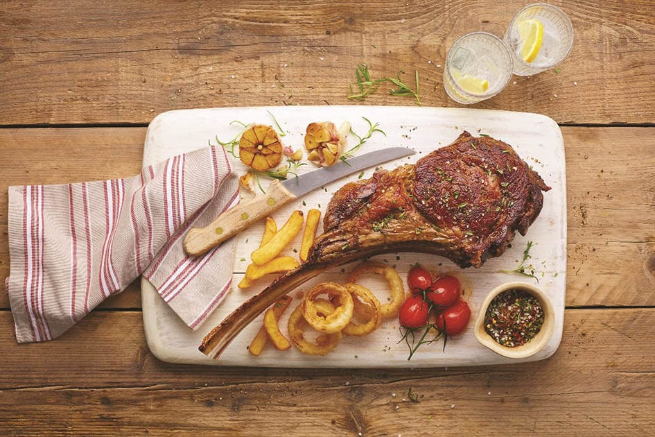 Aldi launches Tomahawk Steak