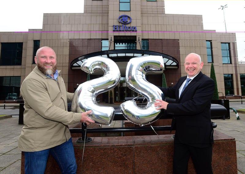 Hilton 25th Birthday Foundation Ball