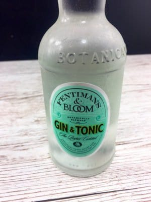 Fentimans Bloom Gin and Tonic