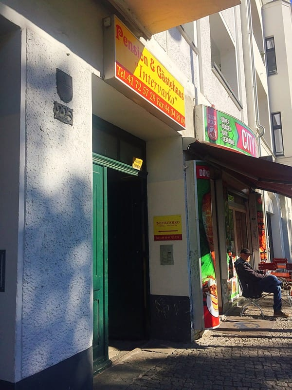 Accommodation review: Intervarko Hostel, Berlin