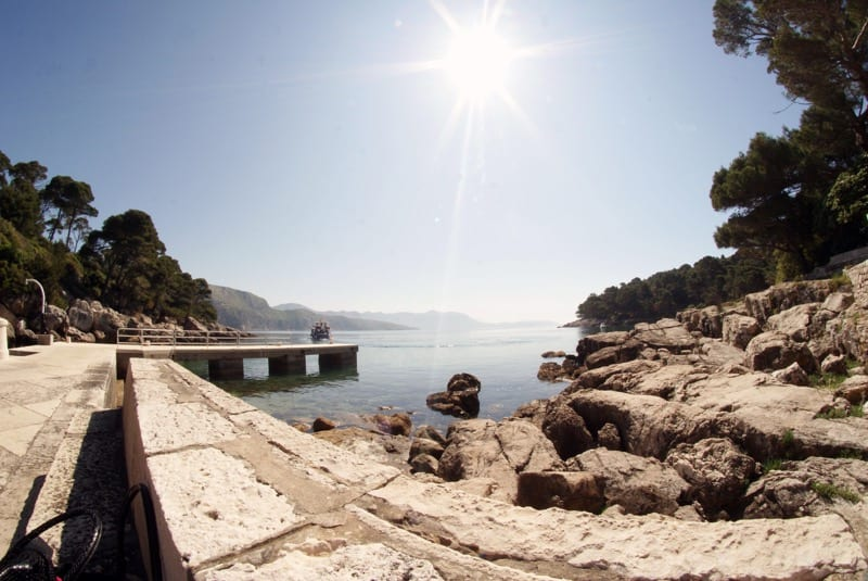 Travel: Day trip from Dubrovnik to Lokrum Island