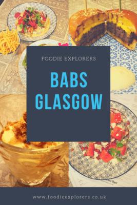 'Babs kebabs glasgow