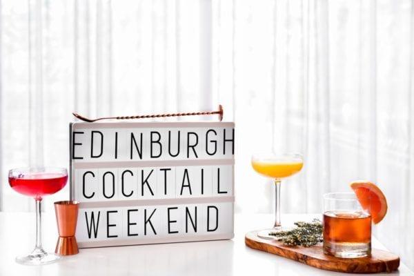 Event Preview: Edinburgh Cocktail Weekend