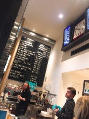 Scotrail glasgow Days Out gordon street coffee