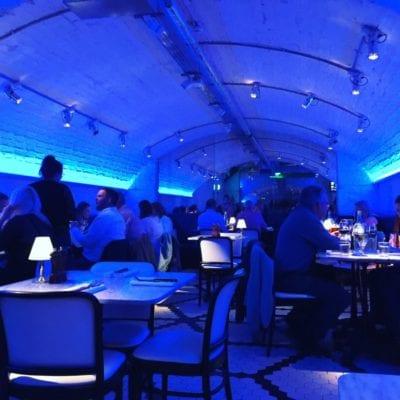 Alston Bar & beef glasgow inside