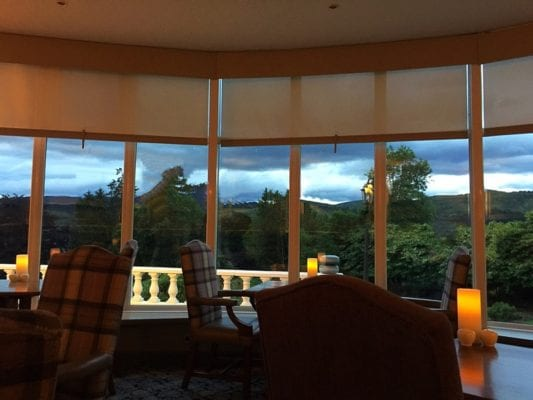 Foodie Explorers MacDonald Forest Hills Hotel Spa Aberfoyle Glasgow