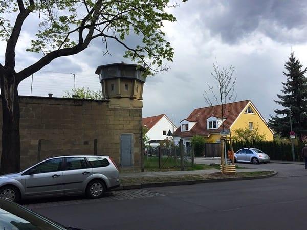 Travel: Stasi Prison, Berlin