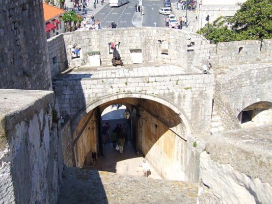 Dubrovnik City Walls what to see