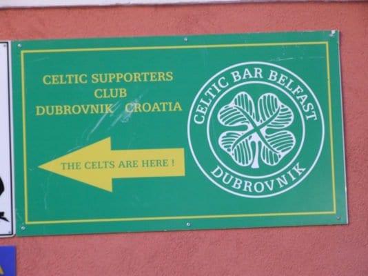 dubrovnik celtic bar