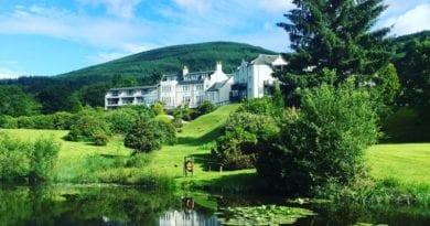 Foodie Explorers MacDonald Forest Hills Hotel Spa Aberfoyle Glasgow