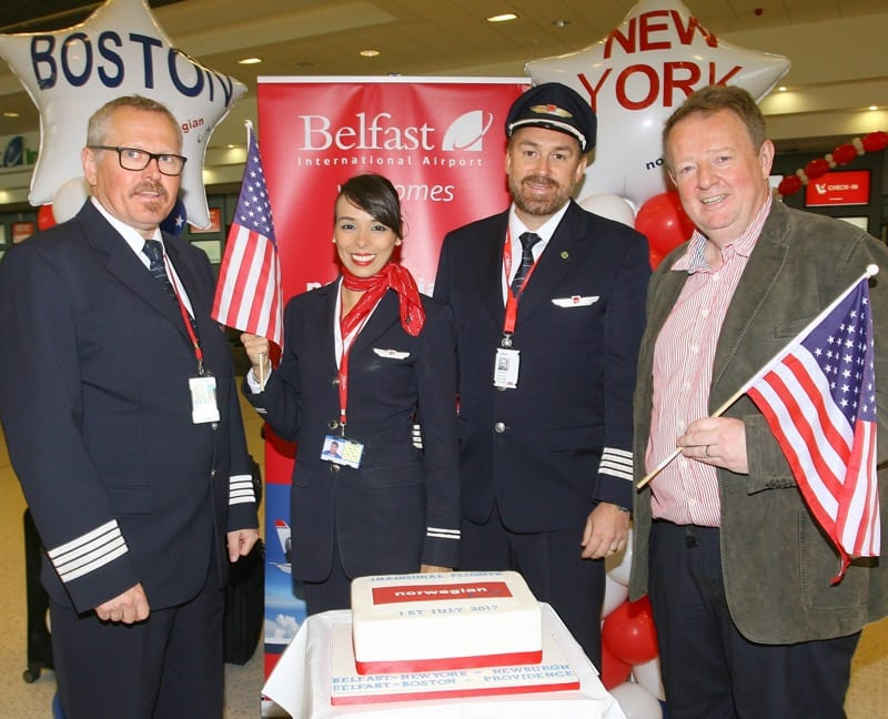 Travel News: Belfast to US flights launched
