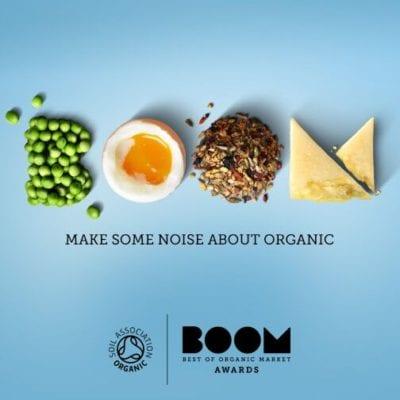 Soil association BOOM awards