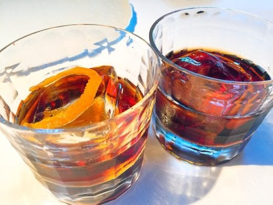 o what you would with leftover wine: cook with it. Sweet vermouth can be nice with rich, stewed lentils or a decadent grilled peach. Dry vermouth plays well with citrus salmon or a steaming bowl of French onion soup. You can substitute it anywhere you might use wine, but remember: it will have a much stronger flavor.