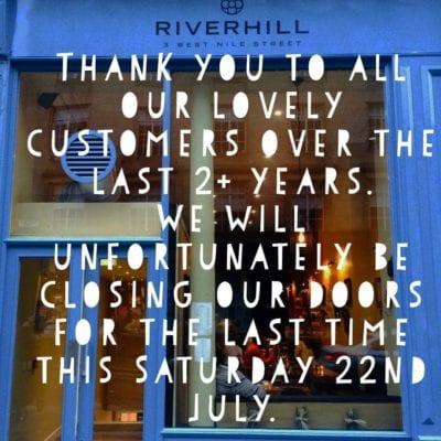 riverhill glasgow west nile street close