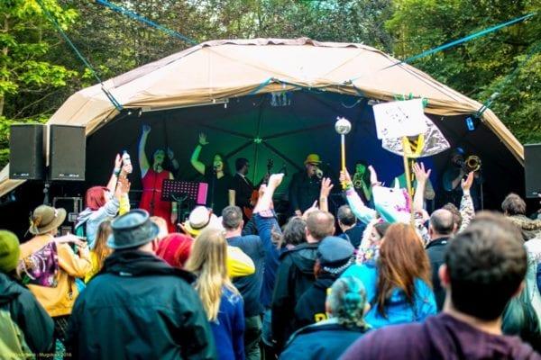 MugStock festival mugdock park milngavie glasgow
