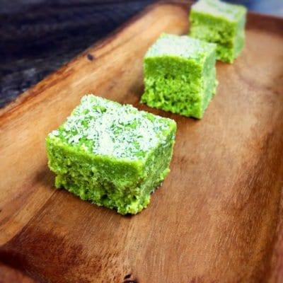 recipe teapigs raw matcha fudge one