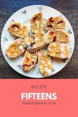 fifteens Fifteen cake recipe Northern Ireland