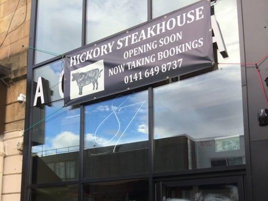 Hickory Steakhouse - Kilmarnock Rd