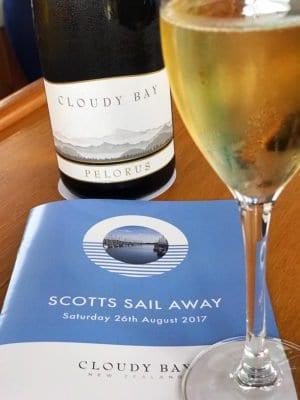 Scott's Largs sailing scotland