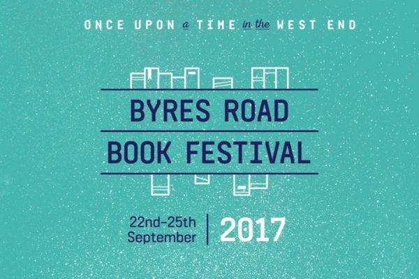 Byres road book festival
