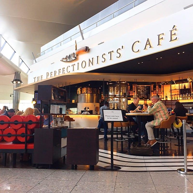 The perfectionists cafe Heathrow Heston