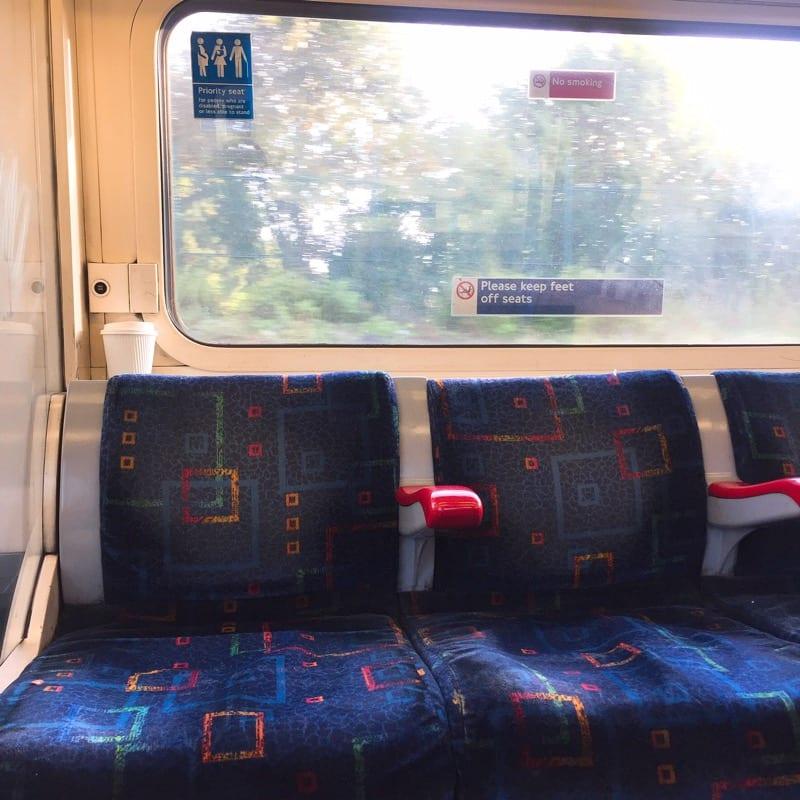 London Underground Piccadilly line Heathrow