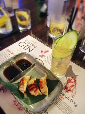 Kokoro Gin sansho berry Japanese inspired Gin