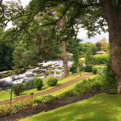 Galgorm Resort & Spa - beautiful grounds
