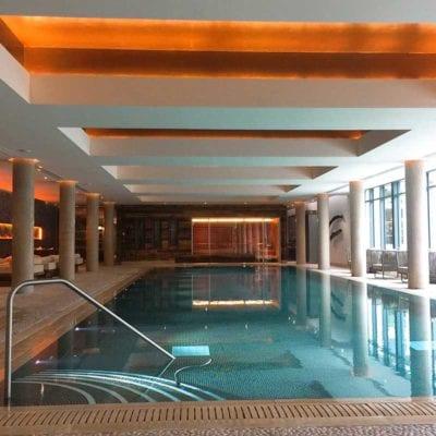 Galgorm Resort & Spa - swimming pool