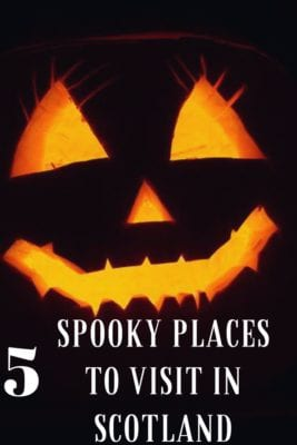 Spooky places for Halloween