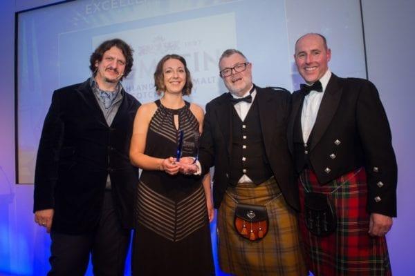 Tomatin highland food and drink awards